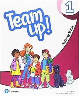 TEAM UP! 1 AB: Amazon.es: Leighton, Jill: Libros