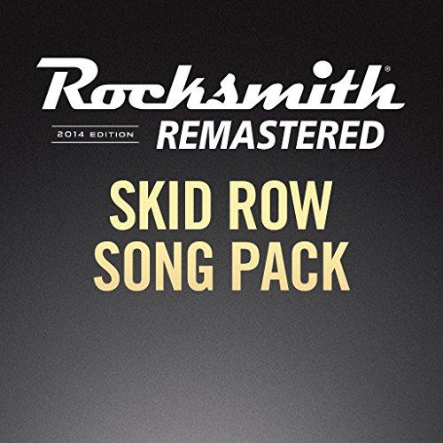 RockSmith 2014: Skid Row Song Pack - PS4 [Digital Code]