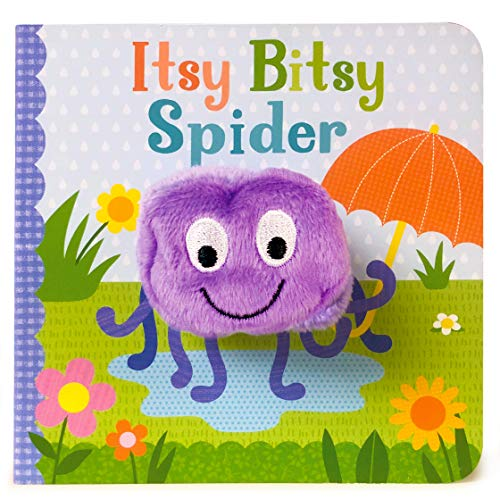 Black Cats Halloween Song (Itsy Bitsy Spider (Finger Puppet)