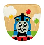 Thomas the Tank Engine Happy Lid cover (heating, cleaning toilet only) beige (japan import)
