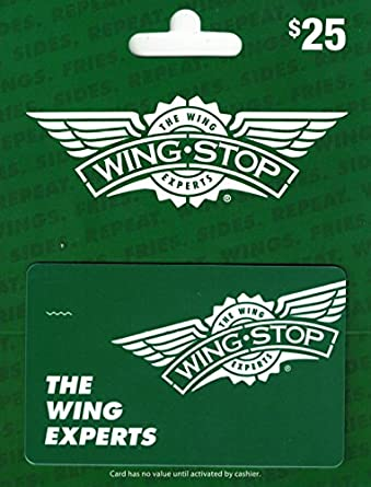 Image result for wingstop gift cards