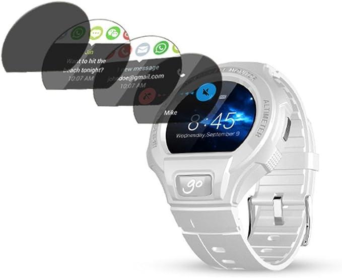 Alcatel OneTouch Go Watch Small/Medium - Smart Watch (White/Grey)