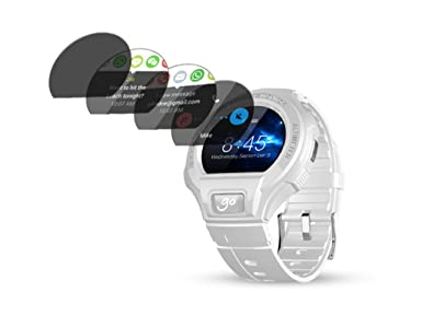 Alcatel OneTouch Vayamos Reloj pequeño/Medio: Amazon.es ...
