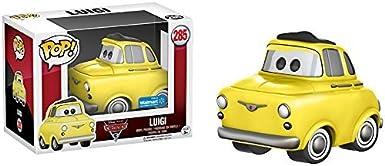1 Free Classic Disney Trading Card Bundle 12912 Disney x Cars 3 Vinyl Figure POP Walmart Exclusive Funko Luigi