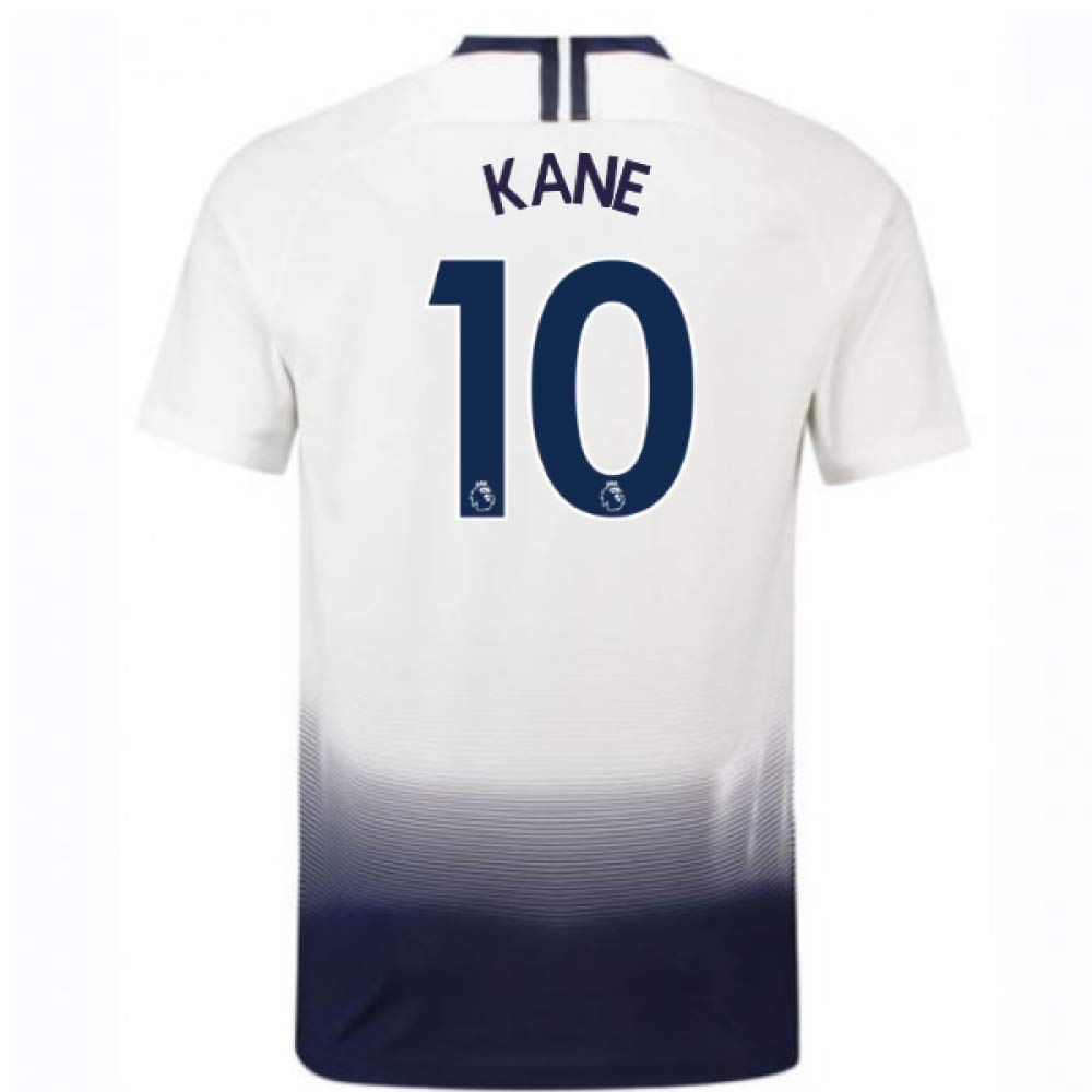 2018-2019 Tottenham Home Nike Football Soccer T-Shirt Trikot (Harry Kane 10) - Kids