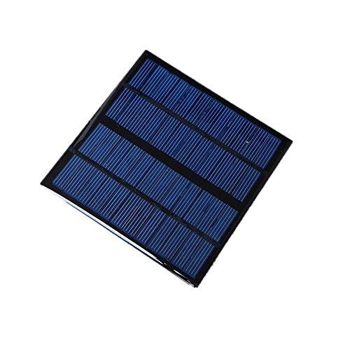 10Pcs 12V 3W 145*145*2.5mm Micro Mini Power Small Polycry...