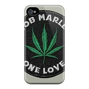 Rosesea Custom Personalized Excellent Design Bob Marley Phone Cases For Iphone 6 Premium Cases