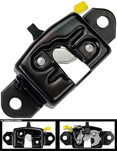 Price comparison product image APDTY 49785 Tail Gate Bed Latch Fits Rear Left or Right 2004-2012 Nissan Titan (Replaces Nissan 90500-ZJ00A,  90501-ZJ00A)