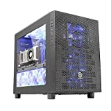 Thermaltake Core X2 Micro ATX Stackable Tt LCS Certified Cube Computer Chassis CA-1D7-00C1WN-00