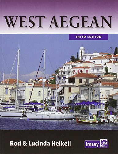 West Aegean: The Attic Coast, Eastern Peloponnese, Western Cyclades and Northern Sporades