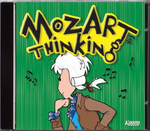 The Cheap mail order specialty store Beauty products Magic of Mozart: Mozart Thinking For