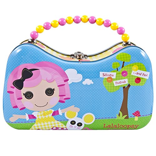 Lalaloopsy - Crumbs Sugar Cookie By Tree Metal Purse -