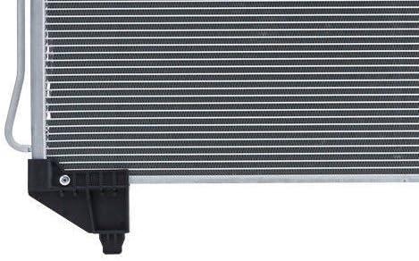 Sunbelt A//C AC Condenser For Mitsubishi Outlander 4293 Drop in Fitment