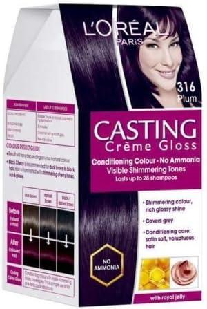 L Oreal Paris Loreal Casting creme gloss color de pelo 316 ...