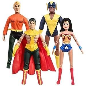 Super Friends 8-Inch Series 2 Retro Action Figure Set