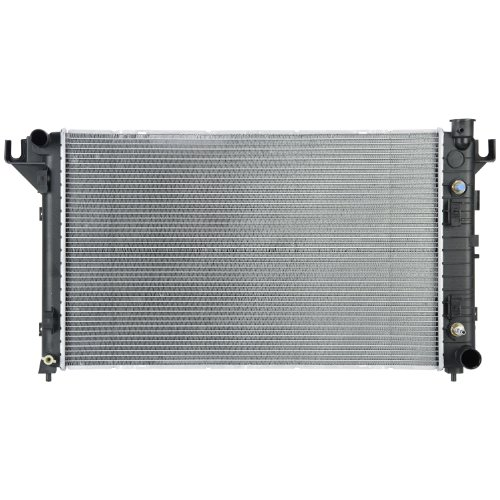 01 dodge ram 1500 radiator - 4
