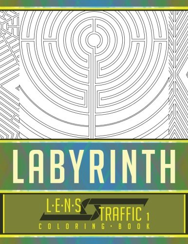 Labyrinth Coloring Book - LENS Traffic: 8.5