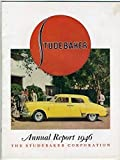 1946 Studebaker Corporation Annual Report Photos Charts Text Financials An Annual Report for The Studebaker Corporation for 1946. With photos, charts, text and financial figures. In very fine condition.Exported By ExportYourStore
