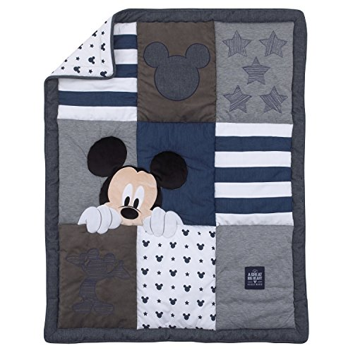 Disney Mickey Mouse 4 Piece Hello Bedding Sets