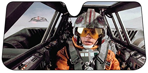 Plasticolor 003702R01 Speeder Accordion Sunshade