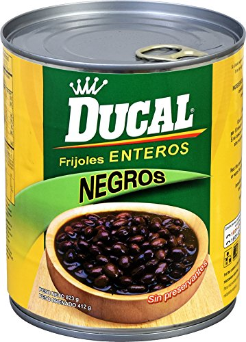 Ducal Whole Black Beans, 29 Ounce (Pack of 12) by Ducal (Image #3)