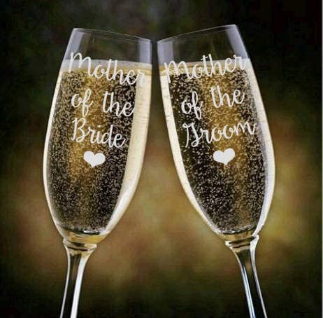 will you be my bridesmaid engagement gift mother of the bride bridesmaid proposal Personalized Stemless champagne flute bridesmaid gift