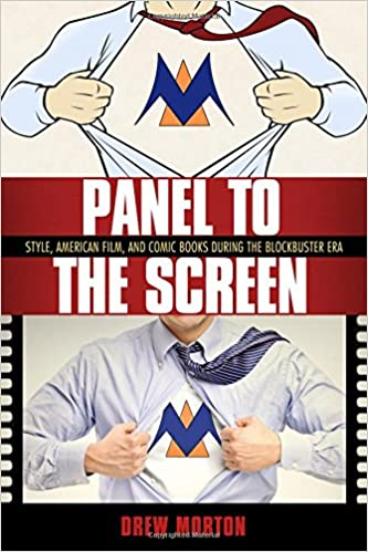 Image result for drew morton panel to the screen