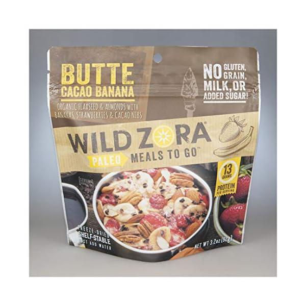 Wild Zora - Butte Cacao Banana