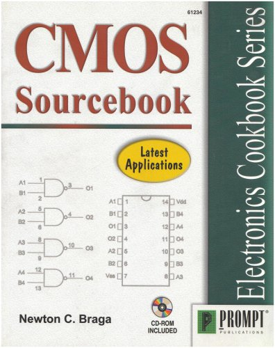 CMOS Sourcebook (Electronics Cookbook -