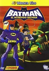 Batman El Intrepido Temporada 1 Volumen 5 [DVD]