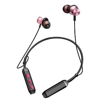 Bluetooth Deporte Auriculares), BT de kdk60 Cuello Magnetic Wireless Earbuds Bluetooth V4.2