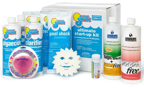 In The Swim Ultimate Pool Opening Kit & Spring Pill