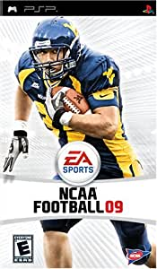 NCAA Football 09 - PlayStation Portable
