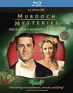 Murdoch Mysteries: Once Upon a Murdoch Christmas [Blu-ray]