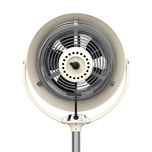 Vornado VFAN Vintage Circulator Fan, Vintage White