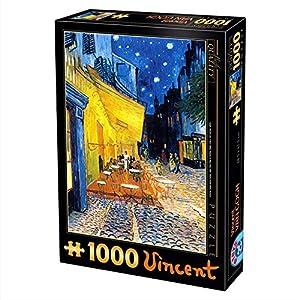 D Toys Puzzle 1000 Pcs 66916 Vg09 Uni