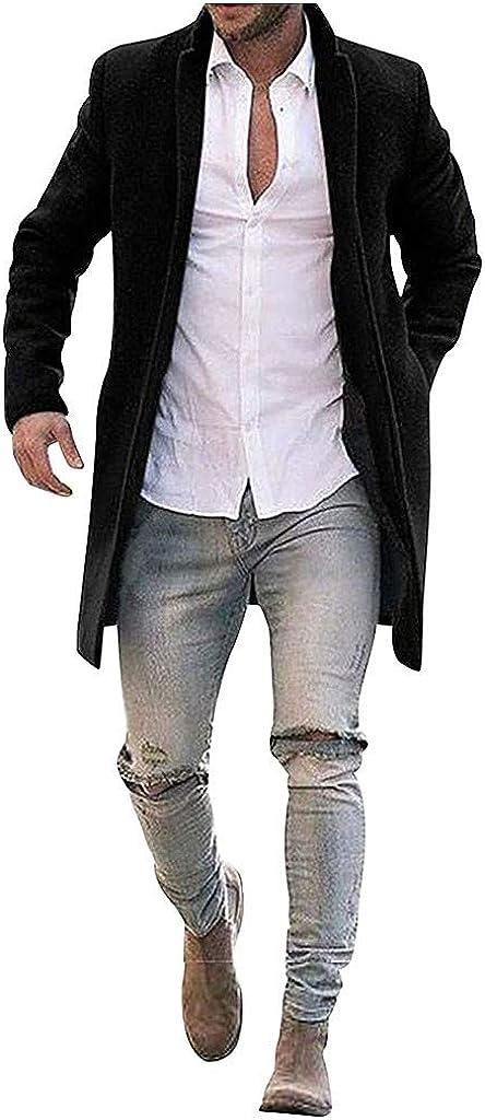 Strickjacke VENMO Herren Pullover gestreiften Windbreaker dicken Warmen Strickmantel Outwear Oberteile Pelzmantel Woolmantel Winter Herbst Sweatjacke Langjacken