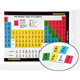 The Periodic Table of Elements Magnets by SMART