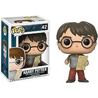 Pop Movies Figurine Harry Potter avec la carte du maraudeur