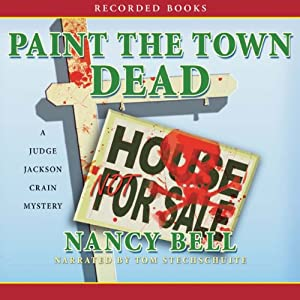 Paint the Town Dead Audiobook