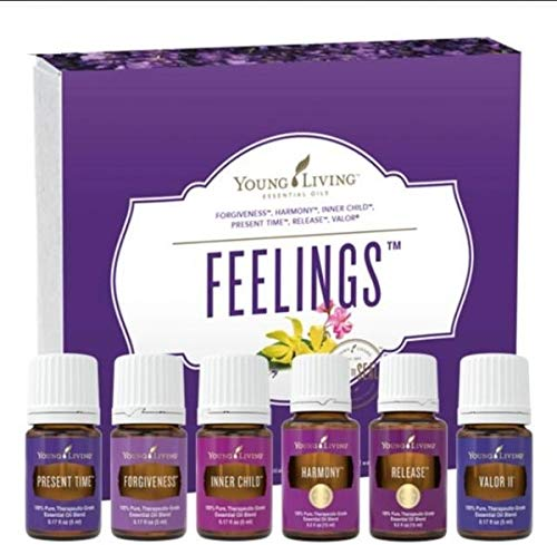 Young Living Feelings Kit - Essential Oil Collection by Young Living
