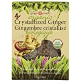 Ginger People Organic Crystallized Ginger, 112 gm
