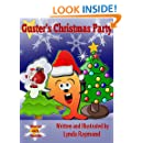 Guster's Christmas Party: Christmas Book for Kids (The Delia and Billy Boo Series 3)