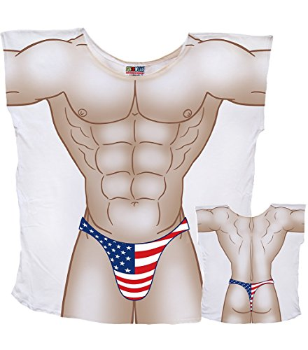 Flag  (Fun Halloween Costumes For Guys)