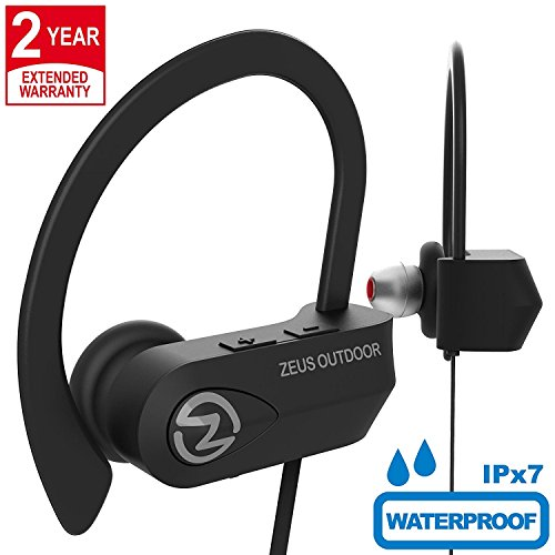 ZEUS Bluetooth Headphones Wireless ear product image