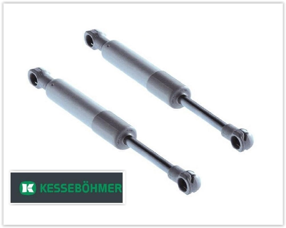 2 x ammortizzatore a gas Lift-O-Mat originale 250 Newton Garanzia 3 anni –  Molla a compressione per Kessebö hmer (Part NO.: 0013379006) Kessebohmer