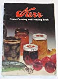 img - for Kerr Home Canning and Freezing Book book / textbook / text book