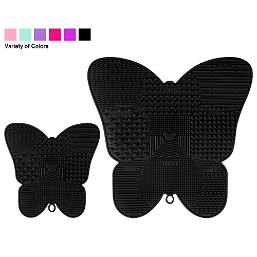 Cleaning ESARORA Cosmetic Portable Butterfly
