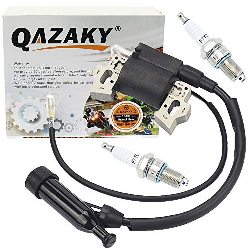 QAZAKY Ontstekingsspoel Spark Plug F7TC Vervanging voor GX110 GX120 GX140 GX160 GX200 4HP 5.5HP 6.5HP Motor Generator…