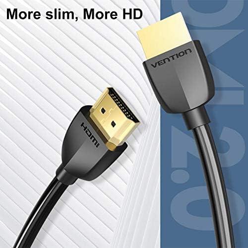 Nearthuk Cable de TV HDMI HD de 3 a 9,8 pies, Cable de Antena ...